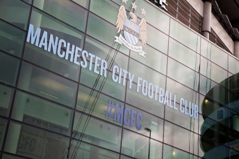 CST work with Manchester City's Etihad Stadium